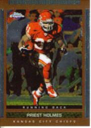 2003 Topps Draft Picks and Prospects Chrome #1 Priest Holmes