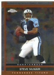 2003 Topps Draft Picks and Prospects Chrome #19 Steve McNair