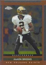2003 Topps Draft Picks and Prospects Chrome #21 Aaron Brooks