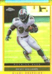 2003 Topps Draft Picks and Prospects Chrome #30 Ricky Williams