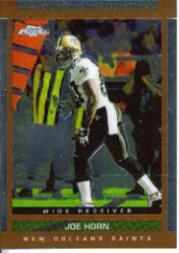 2003 Topps Draft Picks and Prospects Chrome #40 Joe Horn