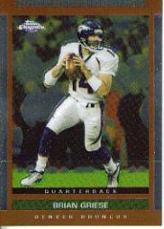 2003 Topps Draft Picks and Prospects Chrome #51 Brian Griese