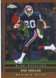 2003 Topps Draft Picks and Prospects Chrome #52 Eric Moulds