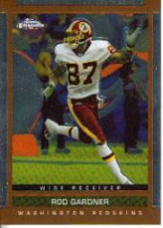 2003 Topps Draft Picks and Prospects Chrome #64 Rod Gardner