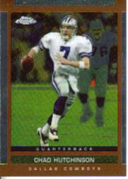 2003 Topps Draft Picks and Prospects Chrome #67 Chad Hutchinson