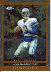 2003 Topps Draft Picks and Prospects Chrome #90 Joey Harrington