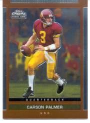 2003 Topps Draft Picks and Prospects Chrome #111 Carson Palmer front image