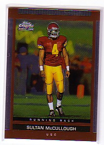 2003 Topps Draft Picks and Prospects Chrome #125 Sultan McCullough