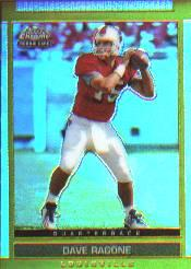 2003 Topps Draft Picks and Prospects Chrome #145 Dave Ragone