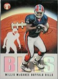 2003 Topps Pristine Refractors #147 Willis McGahee C