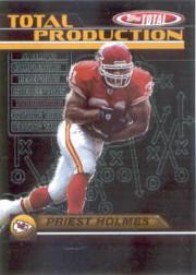 2003 Topps Total Total Production #TP4 Priest Holmes