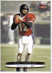 2003 Ultra #177 Kliff Kingsbury RC