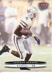 2003 Ultra #184 Terence Newman RC