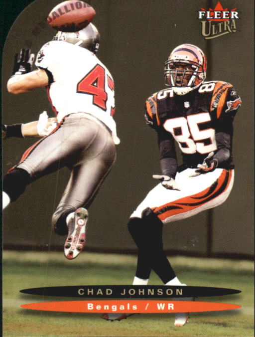 2003 Ultra Gold Medallion #149 Chad Johnson