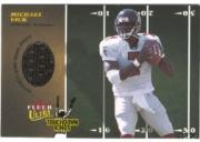 2003 Ultra Touchdown Kings Memorabilia #TKMV Michael Vick