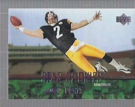 2003 Upper Deck #215 Brian St.Pierre RC