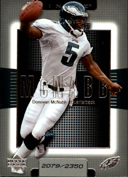 2003 Upper Deck Finite #5 Donovan McNabb