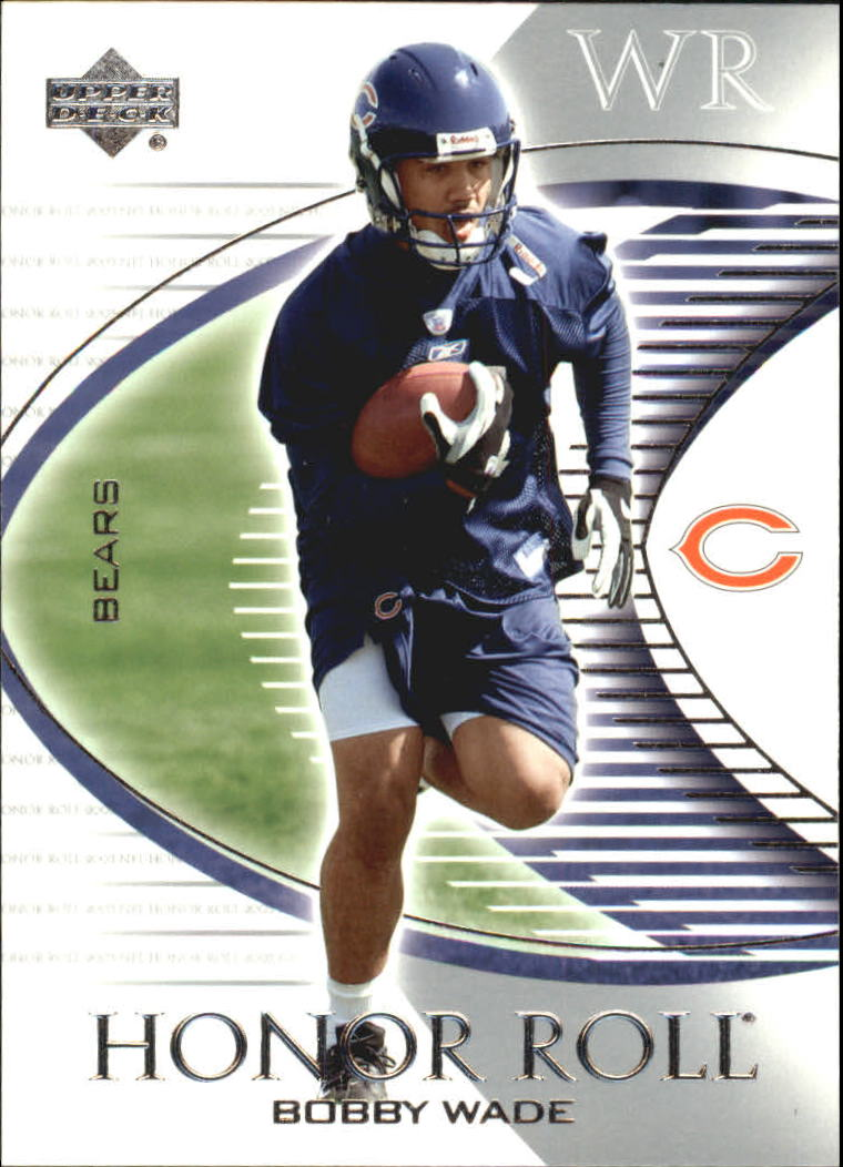 2003 Upper Deck Honor Roll #12 Bobby Wade RC