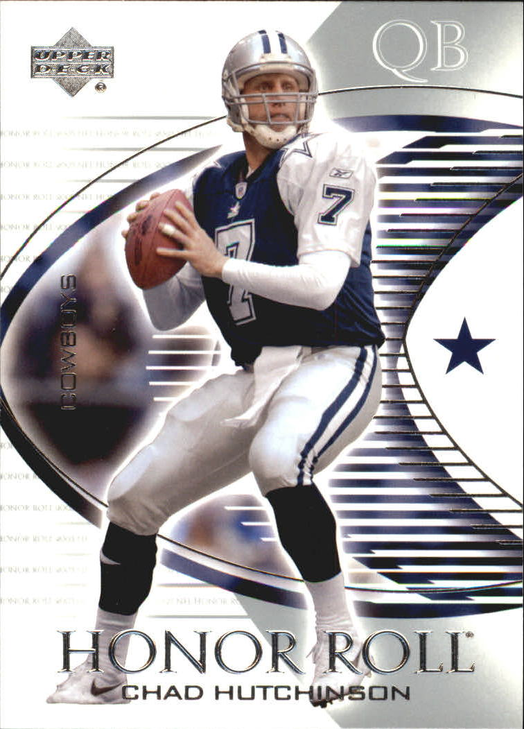 2003 Upper Deck Honor Roll #14 Chad Hutchinson
