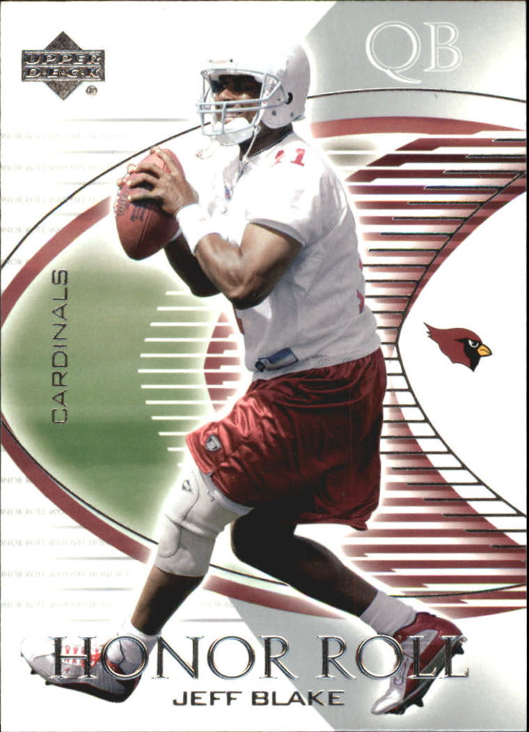 2003 Upper Deck Honor Roll #18 Jeff Blake