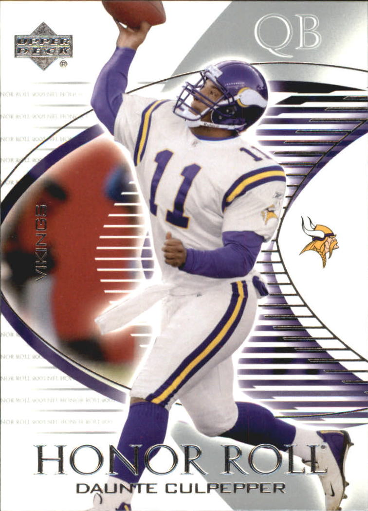 2003 Upper Deck Honor Roll #20 Daunte Culpepper