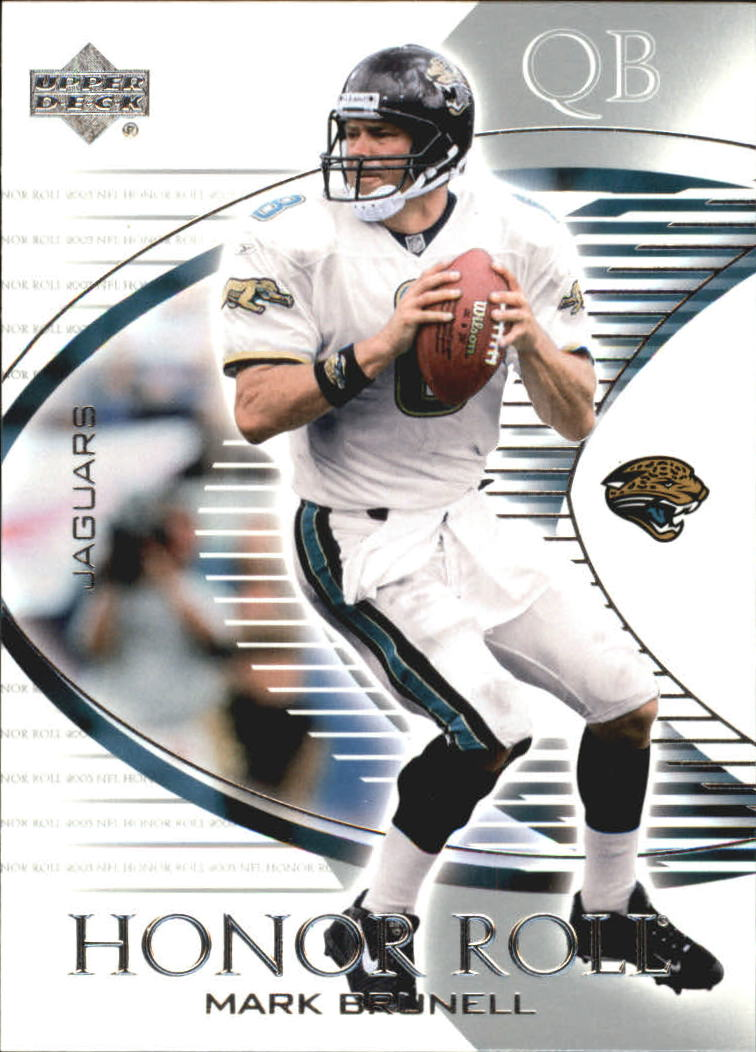 2003 Upper Deck Honor Roll #24 Mark Brunell