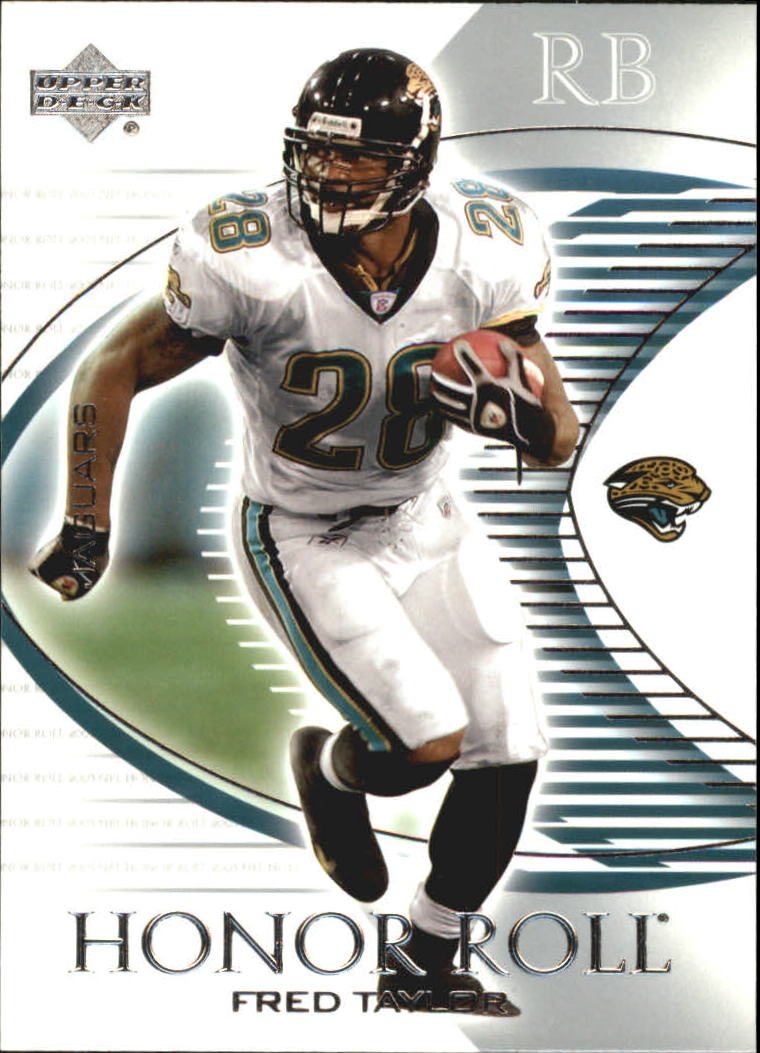 2003 Upper Deck Honor Roll #26 Fred Taylor