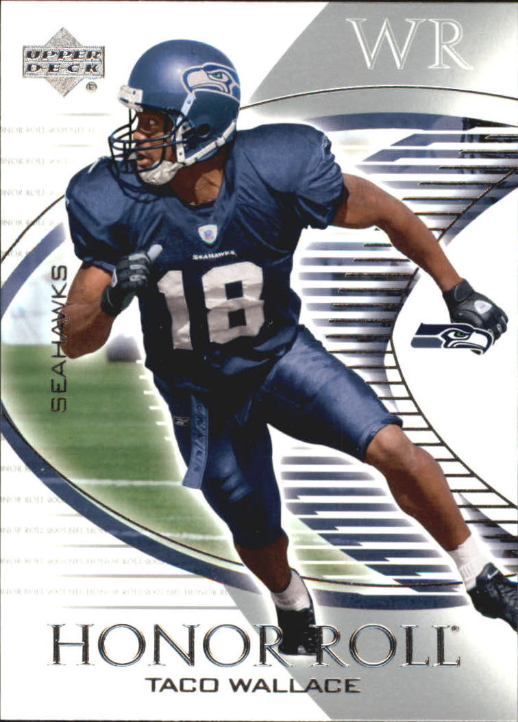 2003 Upper Deck Honor Roll #35 Taco Wallace RC