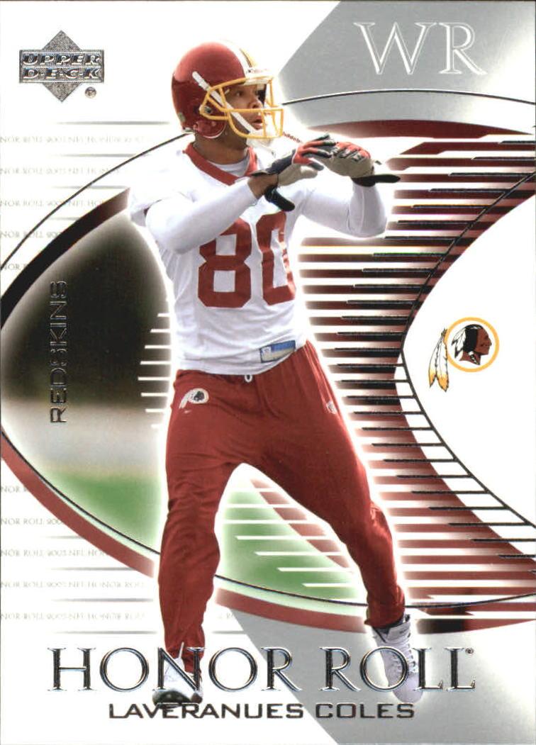 2003 Upper Deck Honor Roll #40 Laveranues Coles