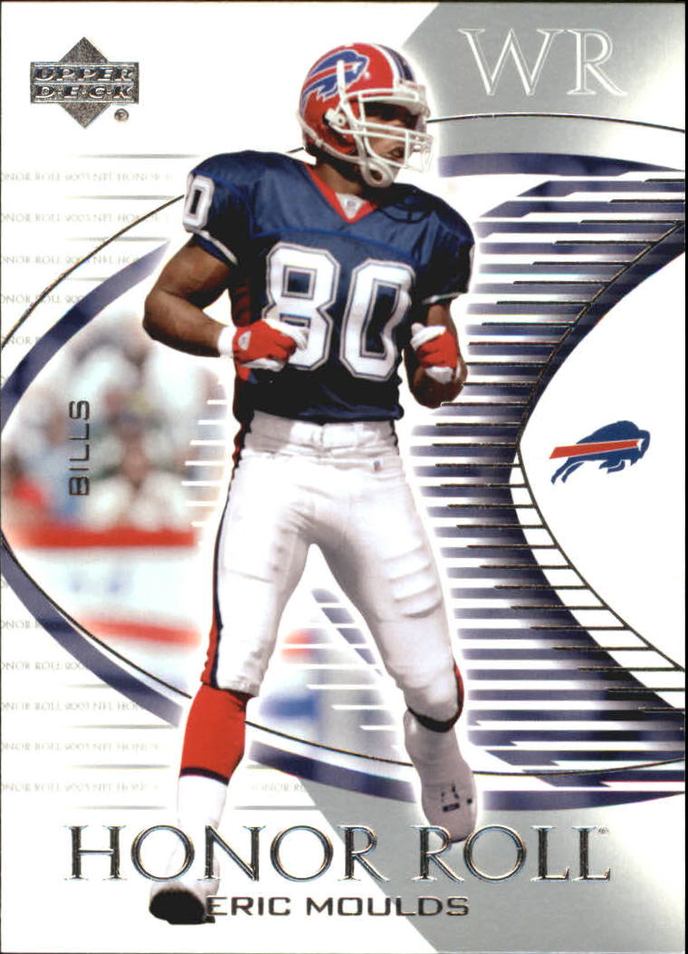 2003 Upper Deck Honor Roll #44 Eric Moulds
