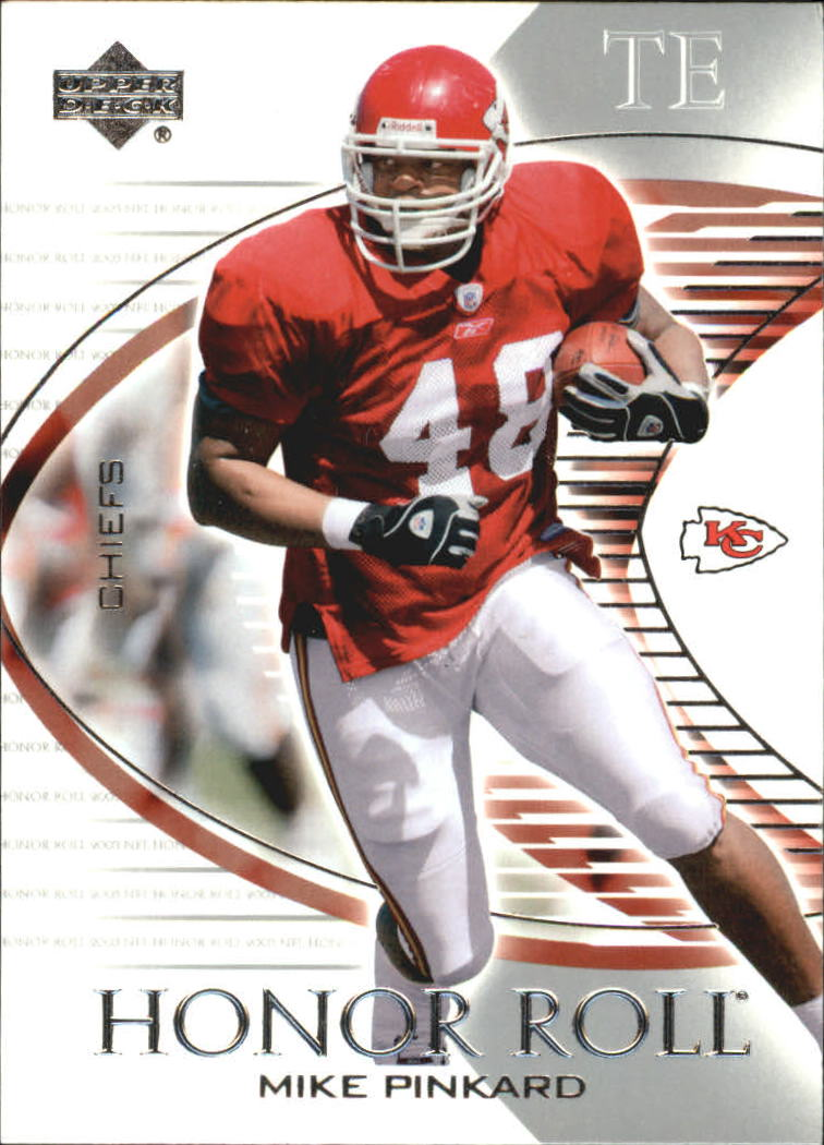 2003 Upper Deck Honor Roll #51 Mike Pinkard RC