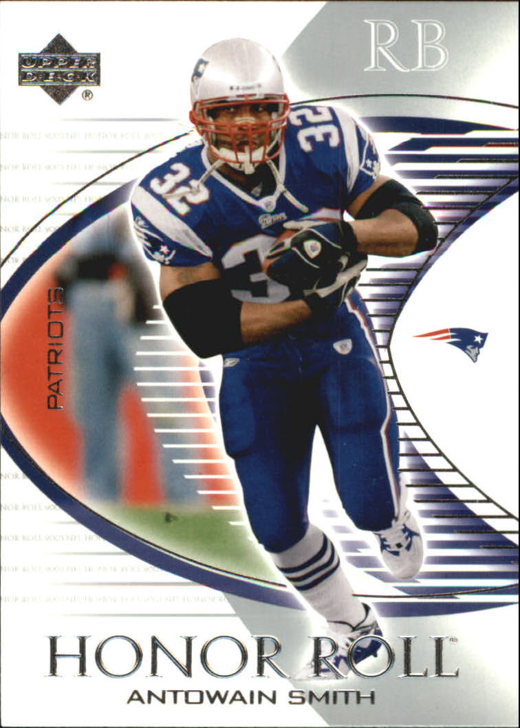 2003 Upper Deck Honor Roll #61 Antowain Smith