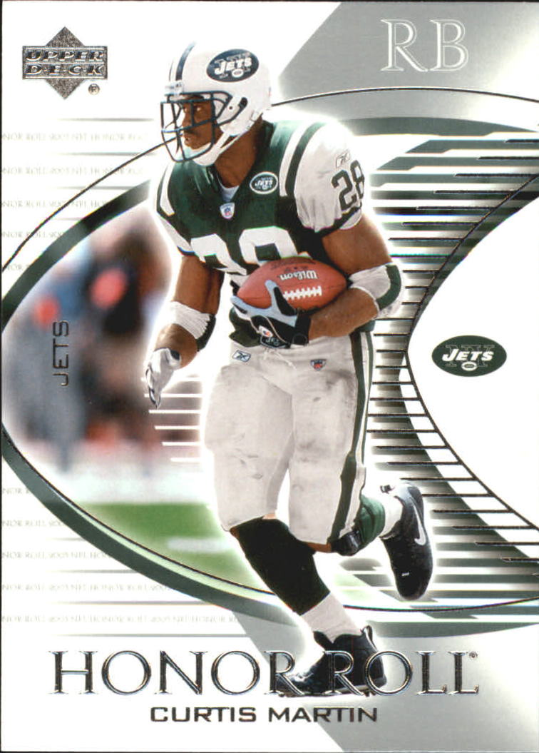 2003 Upper Deck Honor Roll #70 Curtis Martin