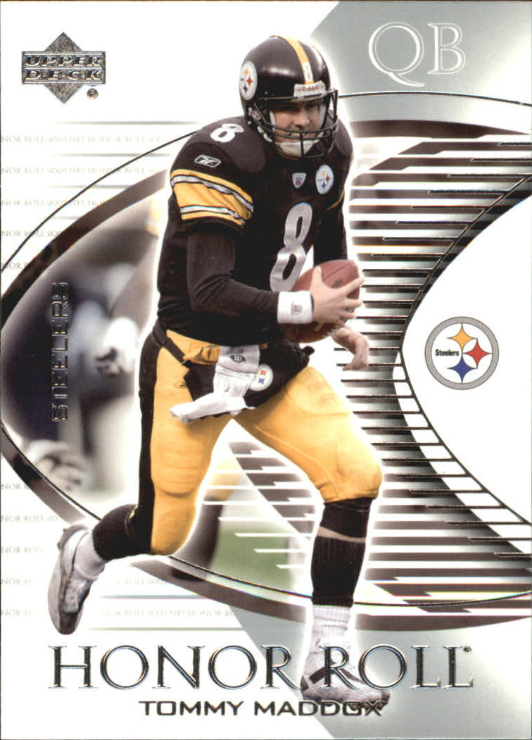 2003 Upper Deck Honor Roll #83 Tommy Maddox