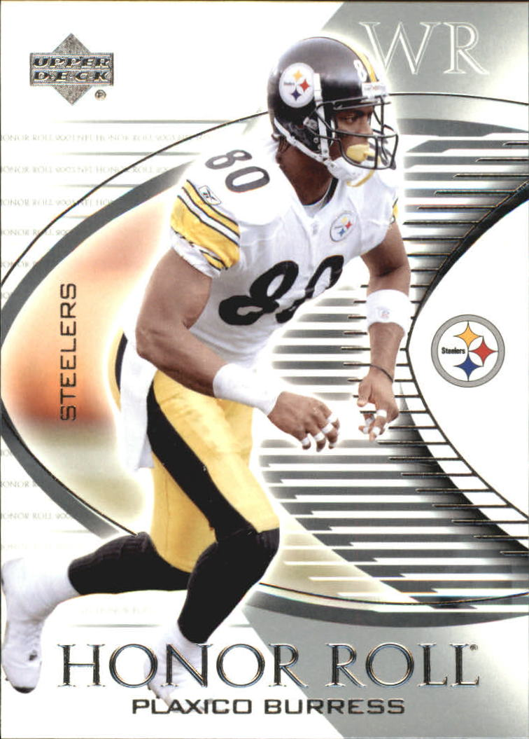 2003 Upper Deck Honor Roll #84 Plaxico Burress