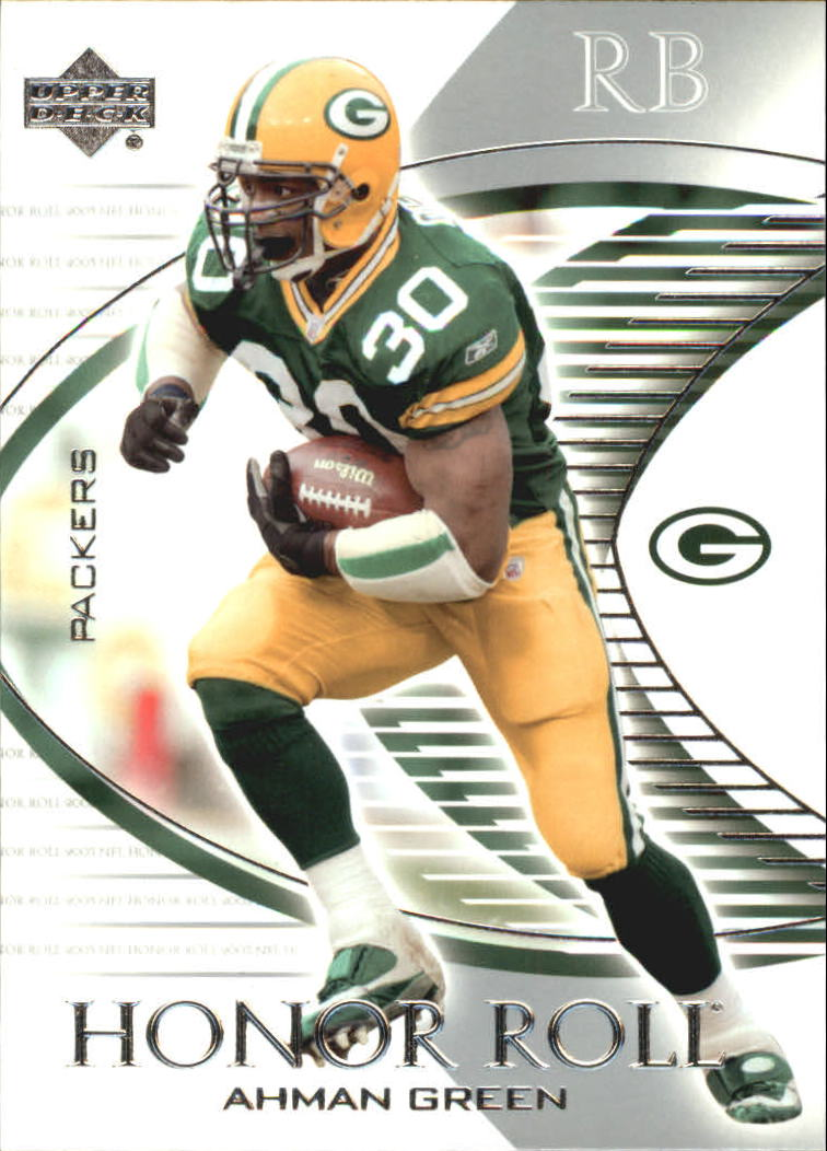 2003 Upper Deck Honor Roll #90 Ahman Green