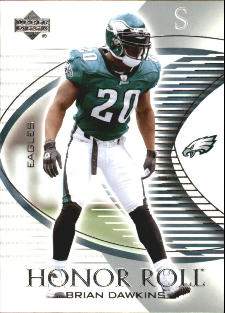 2003 Upper Deck Honor Roll #93 Brian Dawkins