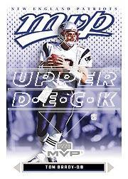 2003 Upper Deck MVP #141 Tom Brady