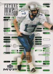 2003 Upper Deck MVP Future MVP #QB12 Tony Romo