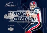 2003 Upper Deck Pros and Prospects #7 Drew Bledsoe