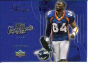 2003 Upper Deck Pros and Prospects #30 Shannon Sharpe