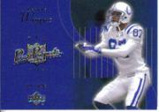 2003 Upper Deck Pros and Prospects #40 Reggie Wayne