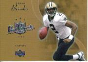 2003 Upper Deck Pros and Prospects #55 Aaron Brooks