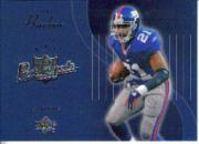 2003 Upper Deck Pros and Prospects #60 Tiki Barber