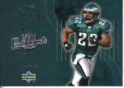2003 Upper Deck Pros and Prospects #68 Duce Staley