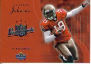 2003 Upper Deck Pros and Prospects #86 Keyshawn Johnson