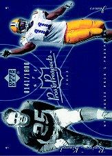 2003 Upper Deck Pros and Prospects #151 Bradie James RC/Frank Kinard RC