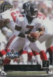 2003 Upper Deck Super Bowl Card Show #7 Michael Vick