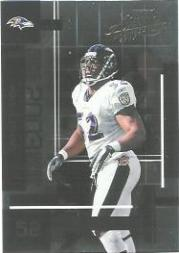2003 Absolute Memorabilia #2 Ray Lewis