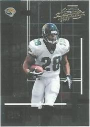 2003 Absolute Memorabilia #23 Fred Taylor